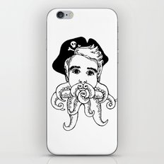 Octobeard iPhone & iPod Skin