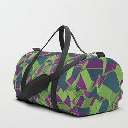 3D Mosaic BG IX Duffle Bag