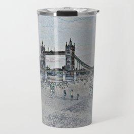 South Bank London Travel Mug