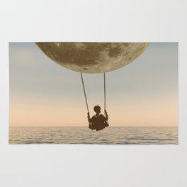 DREAM BIG/MOON CHILD SWING Rug