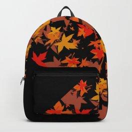 Fall Color Diamond Backpack