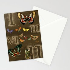 Let's Count Butterflies Stationery Cards