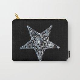 Skeleton Bone Pentagram 02 Carry-All Pouch