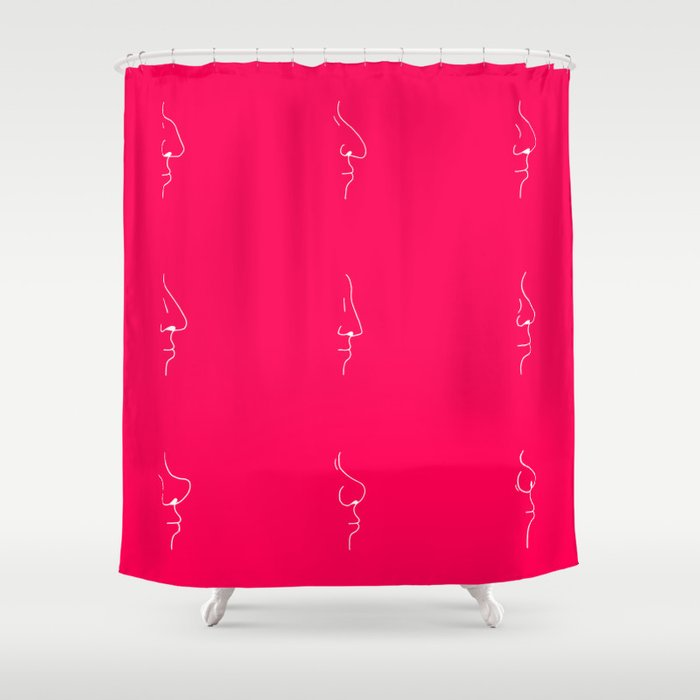 Smelly #1 Shower Curtain