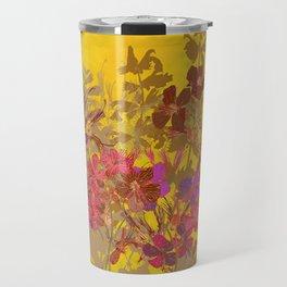 A Day in the Sun (Geraniums) Travel Mug
