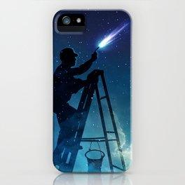 Star Builder iPhone Case