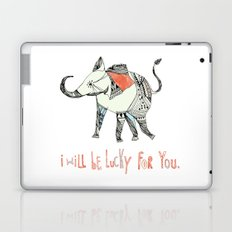 i will be lucky for you. Laptop & iPad Skin