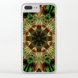 Wholeness Clear iPhone Case