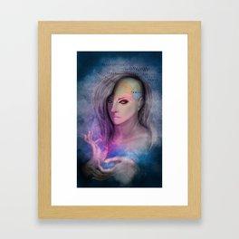 Transgression Framed Art Print