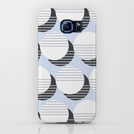 Simple Circle Pattern iPhone Case