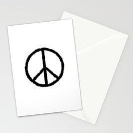 Peace - Distressed Stationery Cards