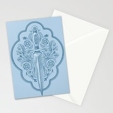 Ornamental Dagger Stationery Cards