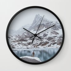 Jayme at Appleby Dome Wall Clock