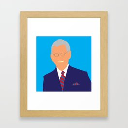 Dave Framed Art Print