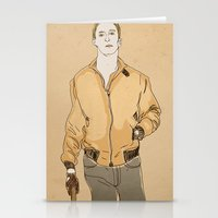 drive Stationery Cards featuring Drive by Marc Mif