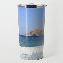 Crete, Greece 7 Travel Mug