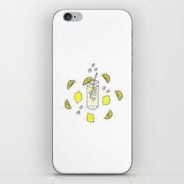 Lemon Lemon Lemon iPhone Skin
