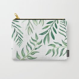 Floating Leaves #society6 #buyart Carry-All Pouch