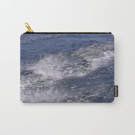Lake Waves Carry-All Pouch