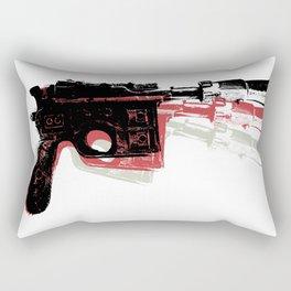 Blaster (Right) Rectangular Pillow