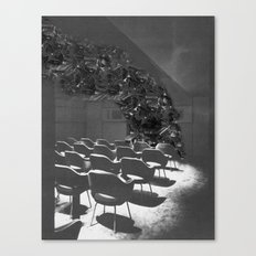Office Room #8 Canvas Print