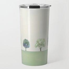 Green Sunny Field II Travel Mug