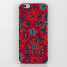NEW BAUHINIA iPhone & iPod Skin