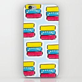 venezuelan flag iPhone Skin
