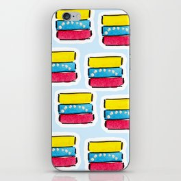 venezuelan flag iPhone Skin