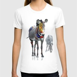 Stand Out Zebra T-shirt