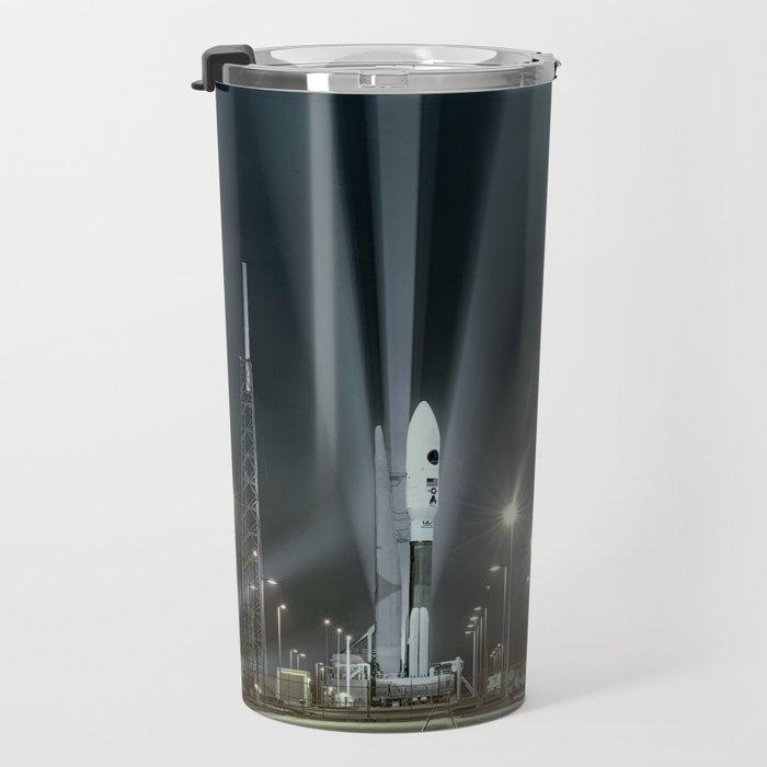 Why Do Rockets Launch At Night Travel Mug
