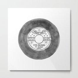 Truest Love Ever Recorded Metal Print
