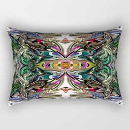 Under The Ocean With You - Rainbow Collection  Rectangular Pillow