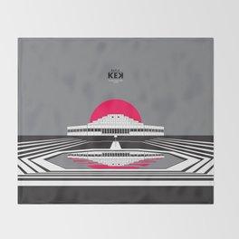 Rapla KEK Throw Blanket