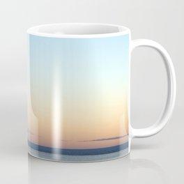 Great Lake Sunset Coffee Mug
