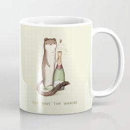 Pop Goes the Weasel Coffee Mug