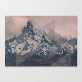 Perito Moreno COL Scattered Landscapes Canvas Print