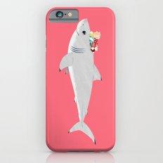 Cute White iPhone 6s Slim Case