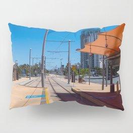 Broadbeach Light Rail Station Pillow Sham