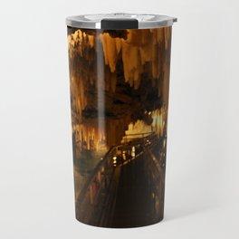 Bermuda Crystal Caves Travel Mug