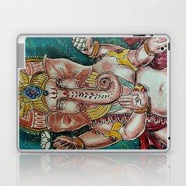 Om Ganeshaya Namah Laptop & iPad Skin