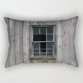 That First Encounter- horizontal Rectangular Pillow