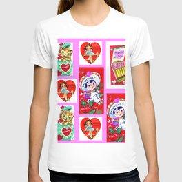 Be Mine, Valentine. T-shirt
