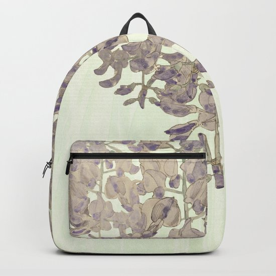 """""""A thing of beauty is a joy forever: Backpack"""