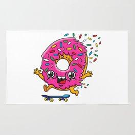 Skater Donut Rug