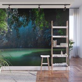 Lagoon Wall Mural