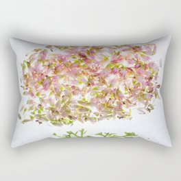 Botanical Blueprints Rectangular Pillow