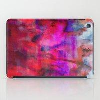 burgundy iPad Cases featuring Burgundy by Georgiana Paraschiv