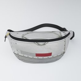 Metal Truck Panel Fanny Pack