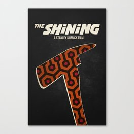 Stanley Kubrick's The Shining Canvas Print